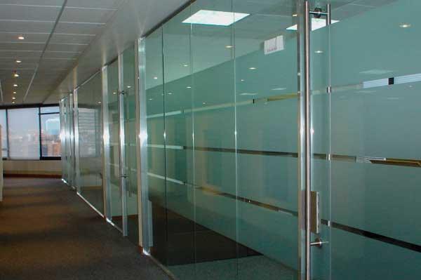 aluminio para oficinas en mataró