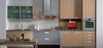 distribución de cocina lineal