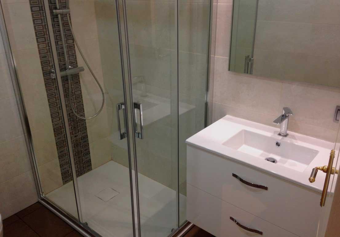 reforma de baño en mataro